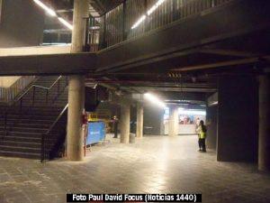 Foto Debut Movistar Arena (Paul David Focus - A016)