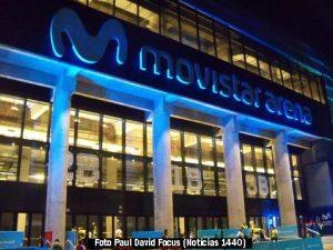 Foto Debut Movistar Arena (Paul David Focus - A017)