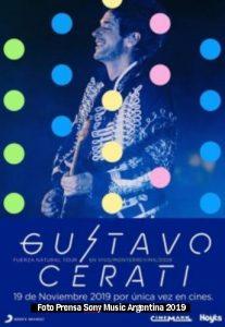 Gustavo Cerati (Foto Prensa Sony Music 2019 A01)