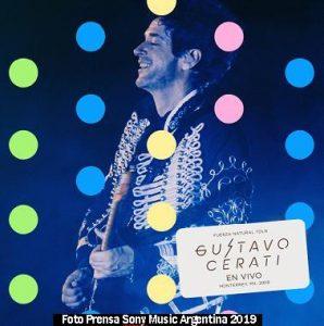 Gustavo Cerati (Foto Prensa Sony Music 2019 A02)