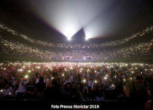 Inauguraciòn Movistar Arena (Prensa Movistar A006)