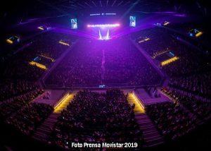 Inauguraciòn Movistar Arena (Prensa Movistar A012)