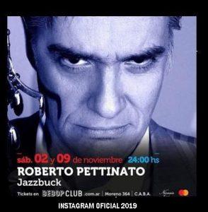Roberto Pettinato (Instagram Oficial 2019 A001)