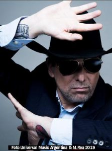 Andrès Calamaro (Foto Universal Music Argentina & Martìn Rea - A006)