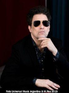 Andrès Calamaro (Foto Universal Music Argentina & Martìn Rea - A007)