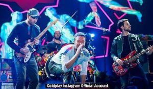 Coldplay (Instagram Official Account A001)