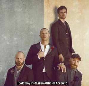 Coldplay (Instagram Official Account A003)