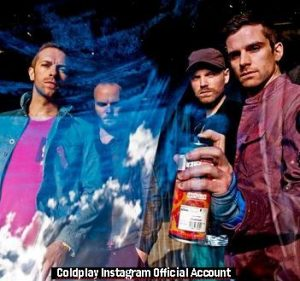 Coldplay (Instagram Official Account A009)