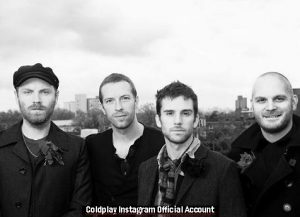 Coldplay (Instagram Official Account A011)