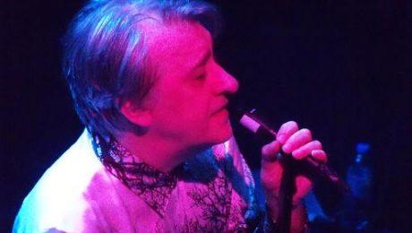 Daniel Melero (ND Teatro 16 11 19 - Paul David Focus - Noticias 1440 - A000)
