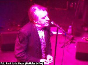 Daniel Melero (ND Teatro 16 11 19 - Paul David Focus - Noticias 1440 - A002)