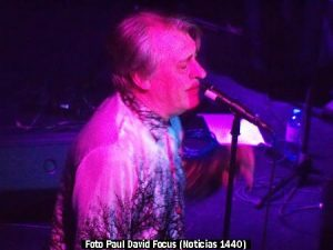 Daniel Melero (ND Teatro 16 11 19 - Paul David Focus - Noticias 1440 - A004)