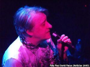 Daniel Melero (ND Teatro 16 11 19 - Paul David Focus - Noticias 1440 - A009)