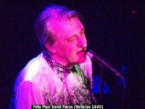 Daniel Melero (ND Teatro 16 11 19 - Paul David Focus - Noticias 1440 - A011)