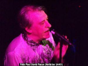 Daniel Melero (ND Teatro 16 11 19 - Paul David Focus - Noticias 1440 - A012)