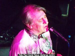 Daniel Melero (ND Teatro 16 11 19 - Paul David Focus - Noticias 1440 - A013)