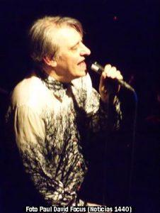 Daniel Melero (ND Teatro 16 11 19 - Paul David Focus - Noticias 1440 - A016)
