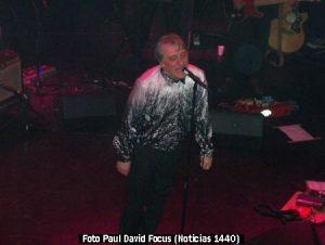 Daniel Melero (ND Teatro 16 11 19 - Paul David Focus - Noticias 1440 - A020)