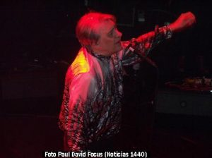Daniel Melero (ND Teatro 16 11 19 - Paul David Focus - Noticias 1440 - A021)