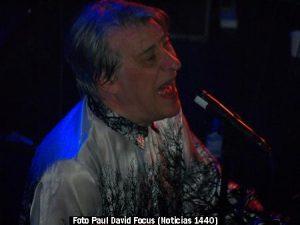 Daniel Melero (ND Teatro 16 11 19 - Paul David Focus - Noticias 1440 - A022)