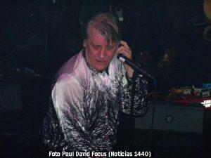 Daniel Melero (ND Teatro 16 11 19 - Paul David Focus - Noticias 1440 - A023)