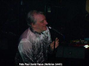 Daniel Melero (ND Teatro 16 11 19 - Paul David Focus - Noticias 1440 - A024)