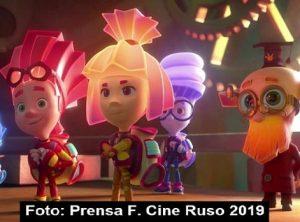 Festival CIne Ruso 2019 (Foto Prensa FCR A005)