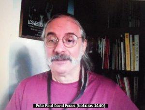 Gonzalo Palacios (Paul David Focus - Noticias 1440 - A008)