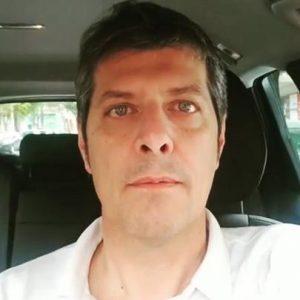 Mario Daniel Pergolini (Instagram Cuenta Oficial - A005)