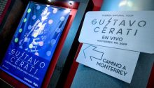 Premiere DVD Gustavo Cerati (Foto Sony Music Argentina A002)