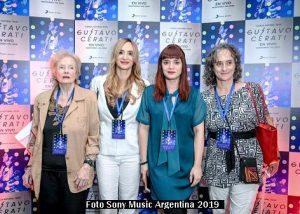 Premiere DVD Gustavo Cerati (Foto Sony Music Argentina A005)