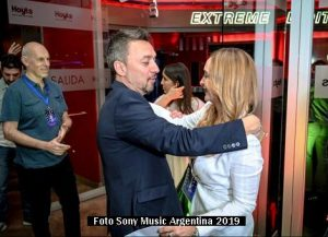 Premiere DVD Gustavo Cerati (Foto Sony Music Argentina A006)
