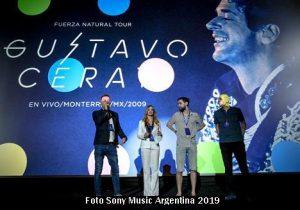 Premiere DVD Gustavo Cerati (Foto Sony Music Argentina A008)