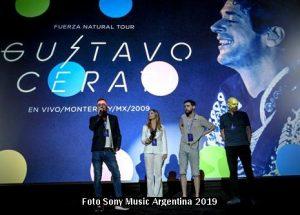 Premiere DVD Gustavo Cerati (Foto Sony Music Argentina A009)