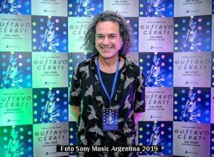 Premiere DVD Gustavo Cerati (Foto Sony Music Argentina A020)