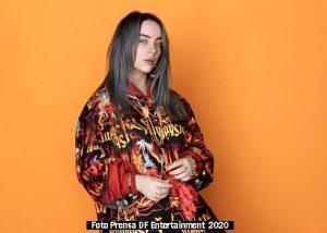 Billie Eilish (Foto Prensa DF Entertainment - A001)
