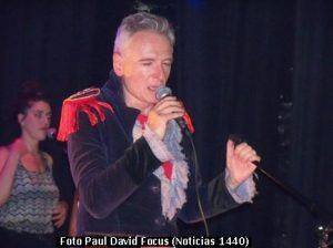 Bowie Remembered (Show A Lucille - 30 11 2019 - Paul David Focus A003)