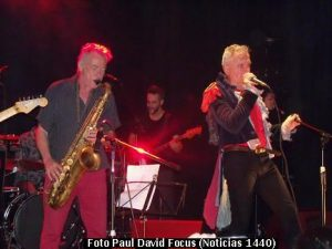 Bowie Remembered (Show A Lucille - 30 11 2019 - Paul David Focus A004)