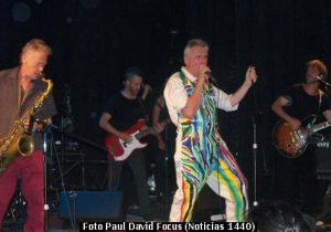 Bowie Remembered (Show A Lucille - 30 11 2019 - Paul David Focus A005)