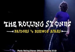 Bridges to Buenos Aires - The Rolling Stones (TRS Official Website A001)