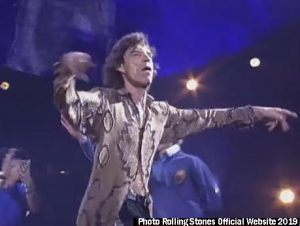 Bridges to Buenos Aires - The Rolling Stones (TRS Official Website A012)