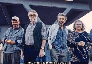 Film La Odisea de los Giles (Foto Warner Films - Agosto 2019 A001)