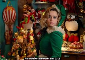 Film Last Christmas (Foto Prensa Universal Pictures - A003)