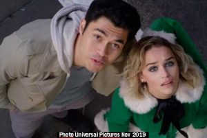 Film Last Christmas (Foto Prensa Universal Pictures - A004)