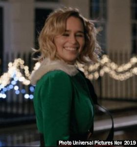 Film Last Christmas (Foto Prensa Universal Pictures - A009)