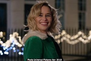 Film Last Christmas (Foto Prensa Universal Pictures - A011)