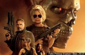 Film Terminator (Photo Warner Films - October 2019 A001)