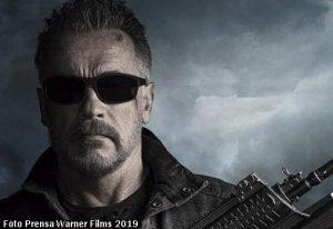 Film Terminator (Photo Warner Films - October 2019 A006)
