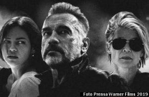 Film Terminator (Photo Warner Films - October 2019 A007)