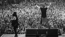 Guns And Roses - Lollapalooza 2020 (Foto Prensa DF Entertainment A000)